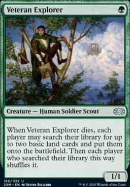 Double Masters: Veteran Explorer