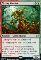 Double Masters: Vexing Shusher