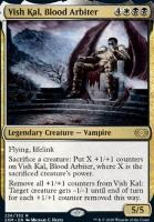 Double Masters: Vish Kal, Blood Arbiter