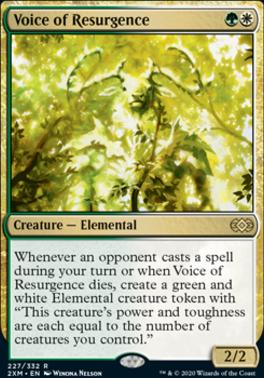 Double Masters: Voice of Resurgence