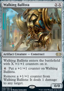 Double Masters: Walking Ballista