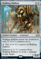 Double Masters: Walking Ballista