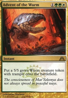 Dragon's Maze: Advent of the Wurm