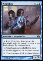 Dragon's Maze Foil: Aetherling