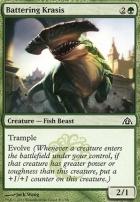Dragon's Maze: Battering Krasis