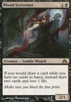 Dragon's Maze: Blood Scrivener