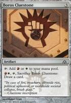Dragon's Maze Foil: Boros Cluestone