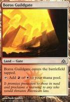 Dragon's Maze Foil: Boros Guildgate