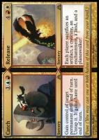 Dragon's Maze Foil: Catch // Release