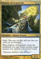 Dragon's Maze Foil: Deputy of Acquittals