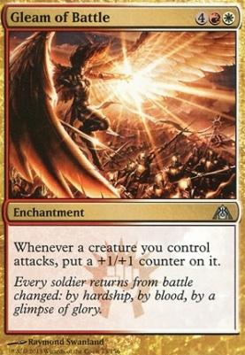 Dragon's Maze: Gleam of Battle