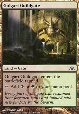 Dragon's Maze: Golgari Guildgate