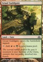 Dragon's Maze Foil: Gruul Guildgate