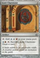 Dragon's Maze Foil: Izzet Cluestone