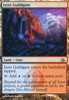 Dragon's Maze: Izzet Guildgate