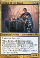 Dragon's Maze Foil: Lavinia of the Tenth