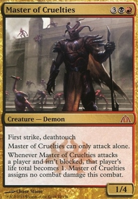 Dragon's Maze: Master of Cruelties