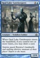 Dragon's Maze Foil: Opal Lake Gatekeepers