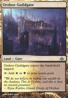 Dragon's Maze: Orzhov Guildgate