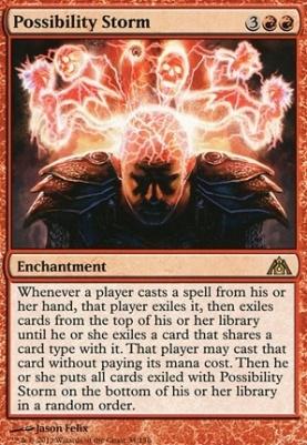 Dragon's Maze: Possibility Storm