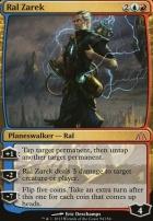 Dragon's Maze Foil: Ral Zarek