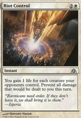 Dragon's Maze: Riot Control