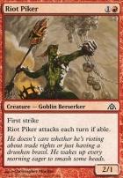 Dragon's Maze: Riot Piker