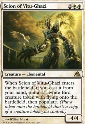 Dragon's Maze: Scion of Vitu-Ghazi