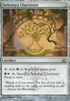 Dragon's Maze Foil: Selesnya Cluestone