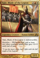 Dragon's Maze Foil: Tajic, Blade of the Legion