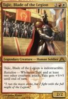 Dragon's Maze: Tajic, Blade of the Legion