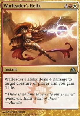 Dragon's Maze: Warleader's Helix