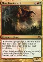 Dragon's Maze: Zhur-Taa Ancient