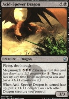 Dragons of Tarkir Foil: Acid-Spewer Dragon
