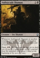 Dragons of Tarkir: Ambuscade Shaman