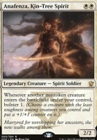 Dragons of Tarkir Foil: Anafenza, Kin-Tree Spirit