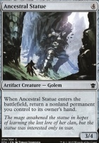 Dragons of Tarkir Foil: Ancestral Statue