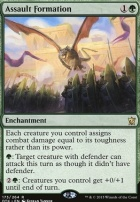 Dragons of Tarkir Foil: Assault Formation