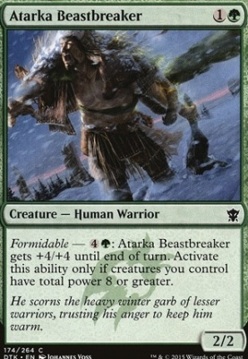 Dragons of Tarkir: Atarka Beastbreaker