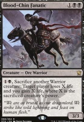 Dragons of Tarkir: Blood-Chin Fanatic