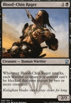 Dragons of Tarkir Foil: Blood-Chin Rager
