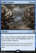 Dragons of Tarkir Foil: Clone Legion