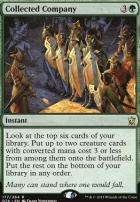Dragons of Tarkir Foil: Collected Company