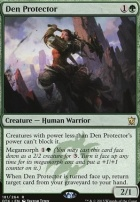 Dragons of Tarkir Foil: Den Protector
