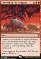 Dragons of Tarkir: Descent of the Dragons