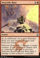 Dragons of Tarkir: Draconic Roar
