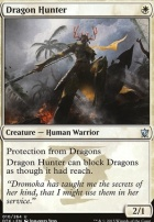 Dragons of Tarkir Foil: Dragon Hunter