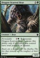 Dragons of Tarkir Foil: Dragon-Scarred Bear