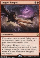 Dragons of Tarkir: Dragon Tempest