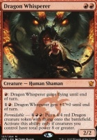 Dragons of Tarkir Foil: Dragon Whisperer